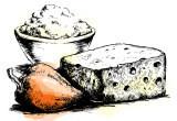 Полнети кремави производи