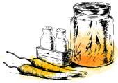 Кисели традиционални производи